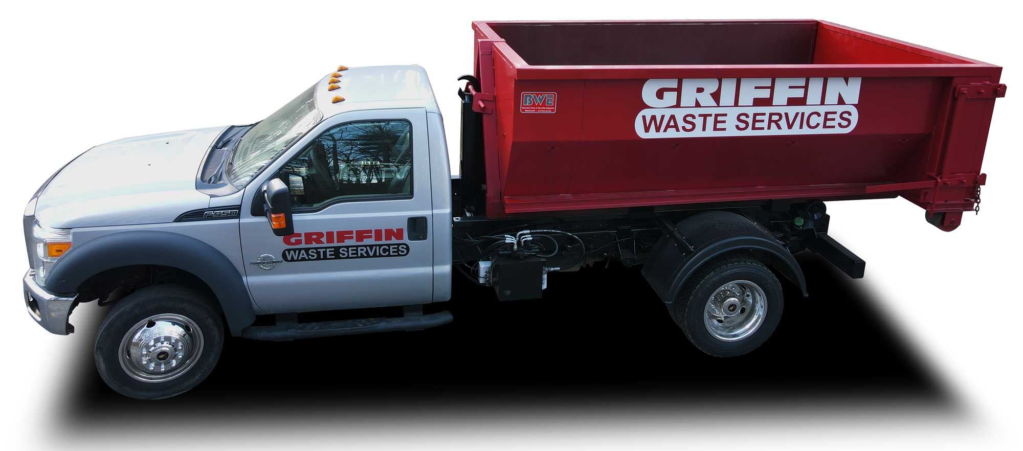 griffin_waste_dumpster_delivery_truck